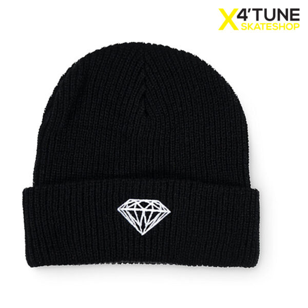 Diamond Supply Co. Men's Brilliant Beanie BLK