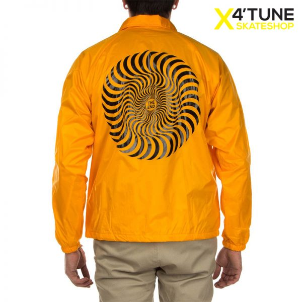 SPITFIRE Coach Jacket yellow